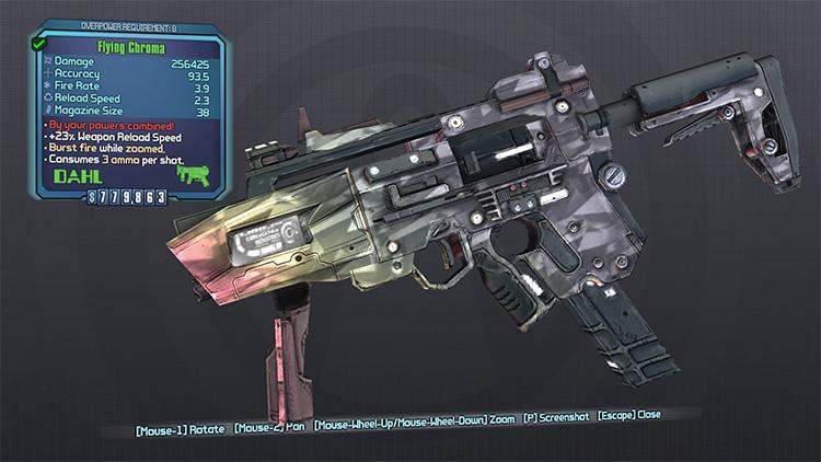 Aaron's Arms-porium Mod