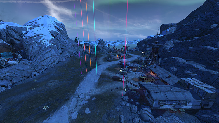 ARPG Style Mod for Borderlands 2