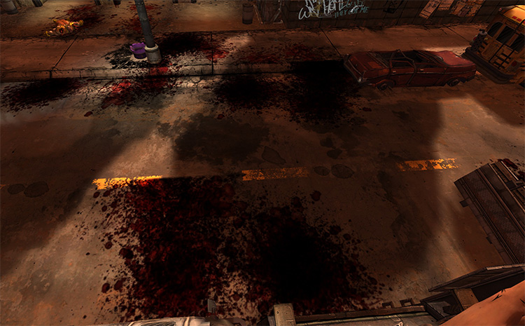 More Blood Mod for Borderlands 2