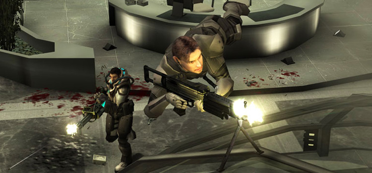 Max Payne 2 Screenshot - 7thSerpent Mod