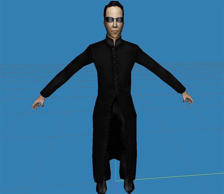 Enter The Matrix mod for Max Payne 2