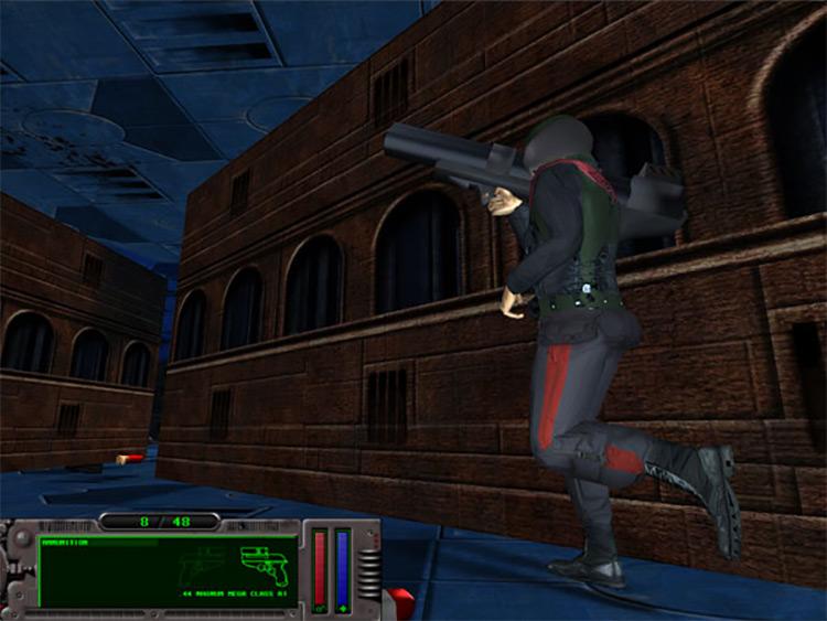 Marathon//Max mod for Max Payne 2