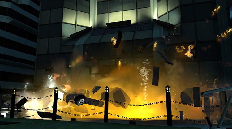 7th Serpent: Crossfire Max Payne 2 mod