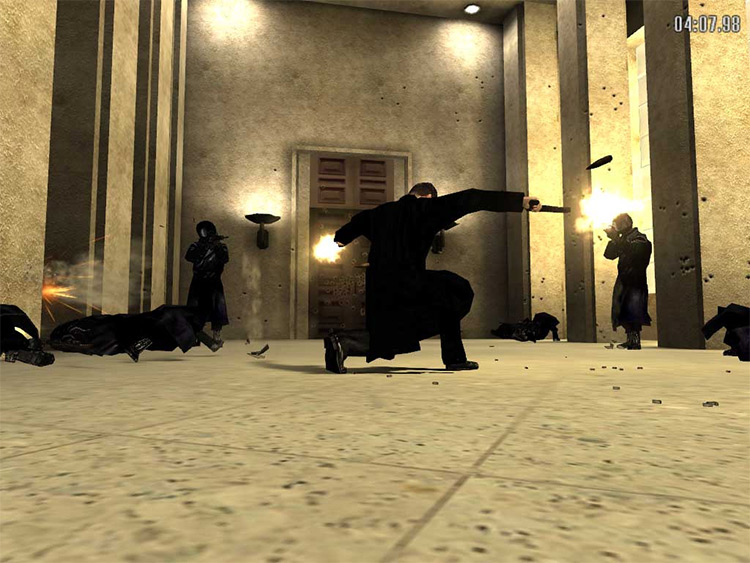 Hall of Mirrors mod for Max Payne 2