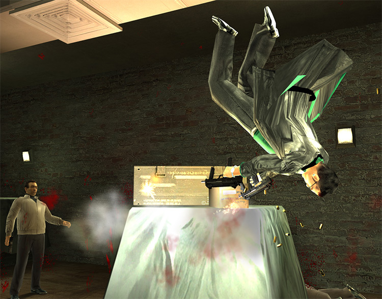 Elements Of Style (EOS) Max Payne 2 mod