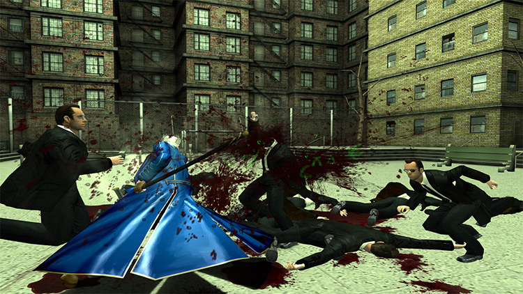Kung Fu Evolution Max Payne 2 mod
