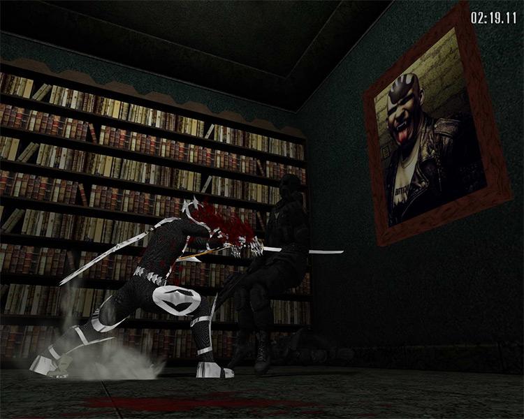 Vampire Slayer 2.0 Max Payne 2 mod