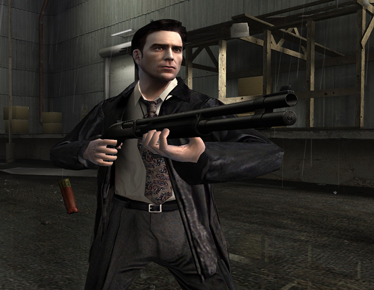 Payne Effects 3 mod for Max Payne 2