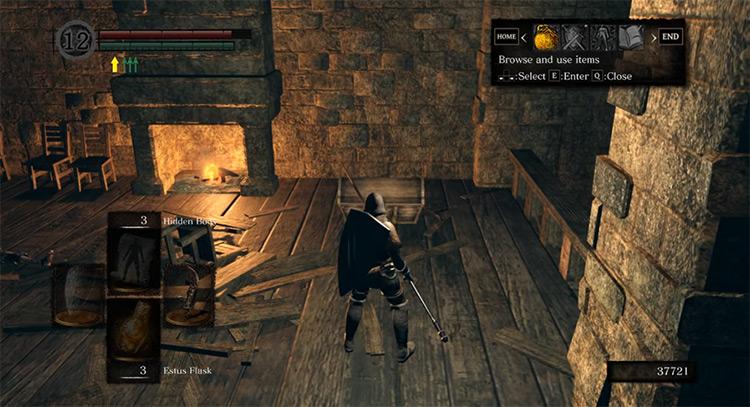 Dark Souls game screenshot