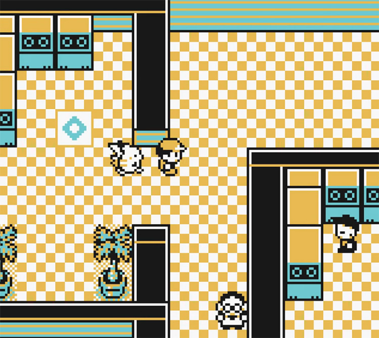 Pokémon Yellow gameplay