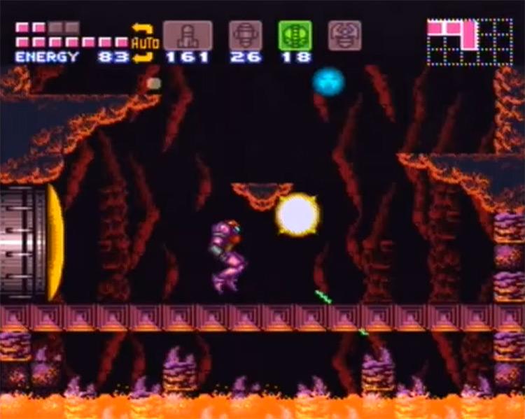 Super Metroid screenshot