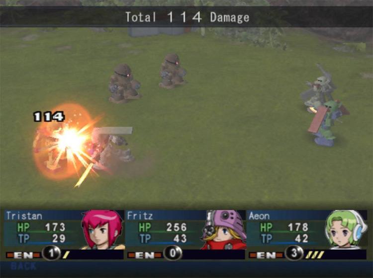 MS Saga: A New Dawn gameplay PS2