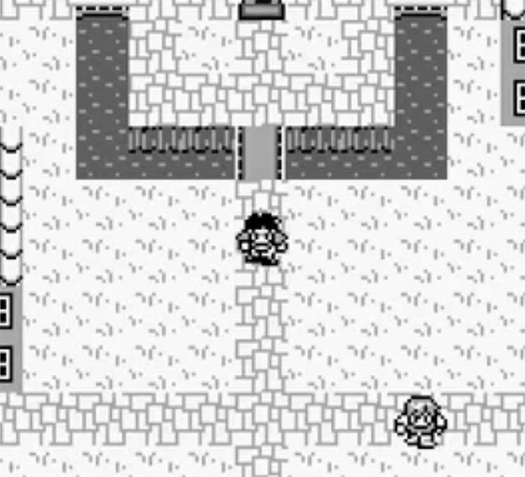 Final Fantasy Legend II Game Boy screenshot