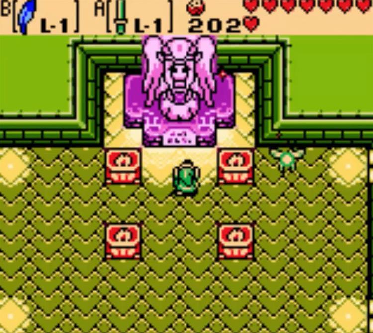 The Legend of Zelda: Oracle of Seasons/Oracle of Ages