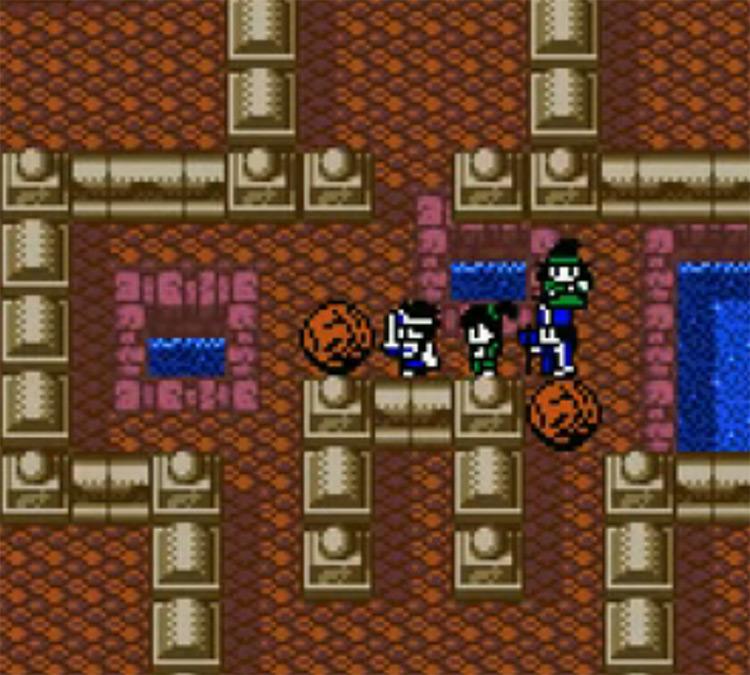 Dragon Quest III gameplay