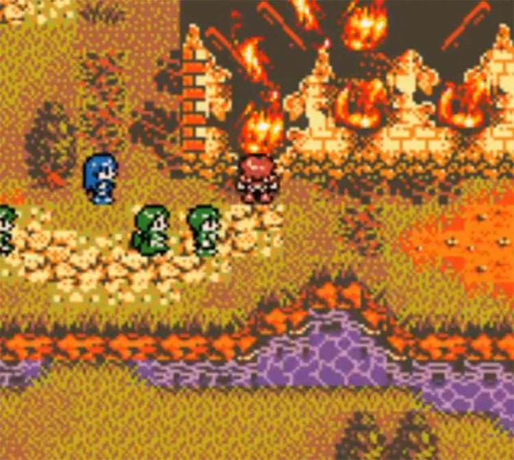 Lufia: The Legend Returns Game Boy Color