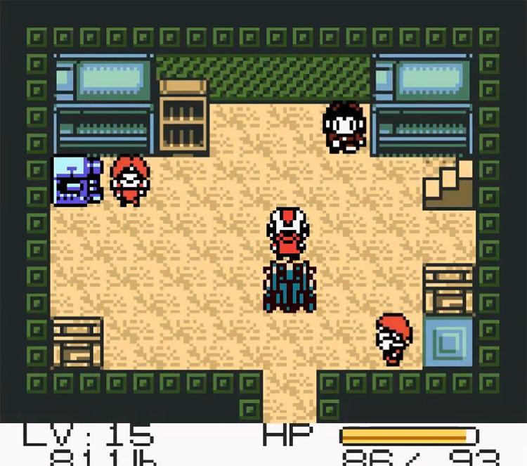 Metal Walker Game Boy Color