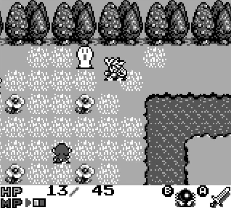 Rolan's Curse II game screenshot