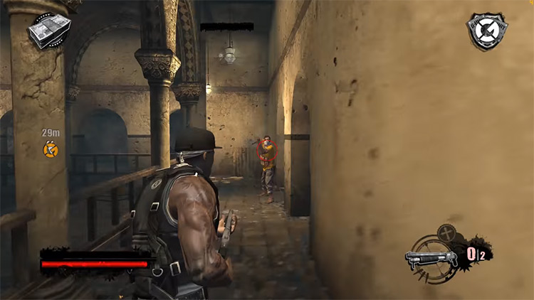 50 Cent: Blood on the Sand gameplay