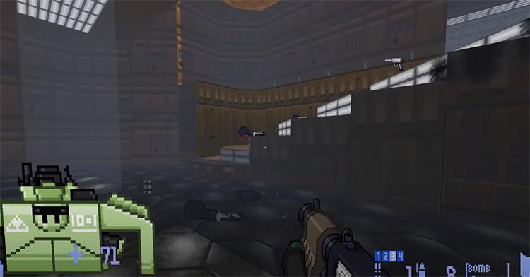 Netronian Chaos Mod for Doom 2
