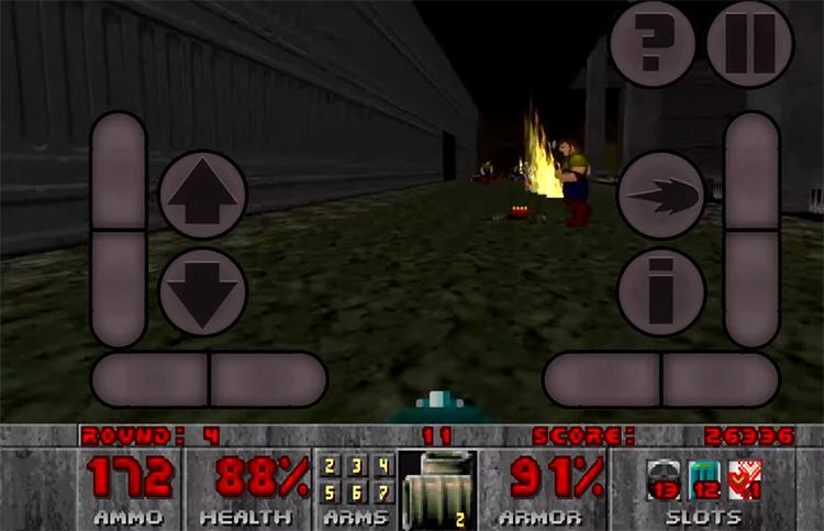Reelism Mod - Doom 2 Screenshot