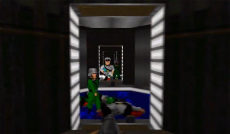 Bratwurst Mod for Doom 2