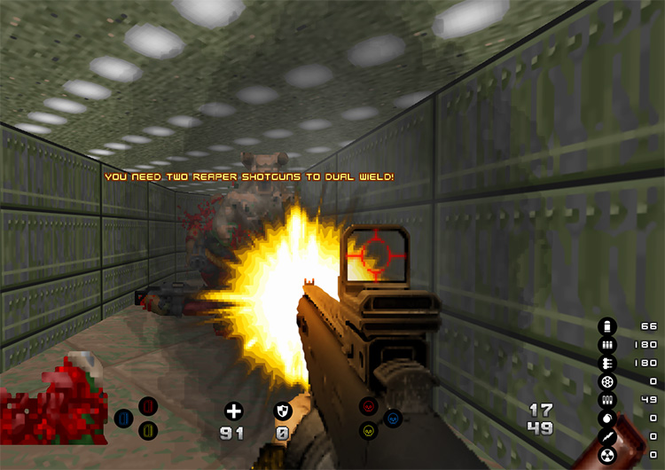 Doom Incarnate Mod for Doom 2