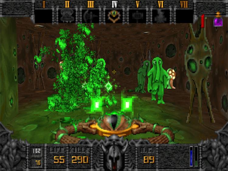 Samsara Mod for Doom 2