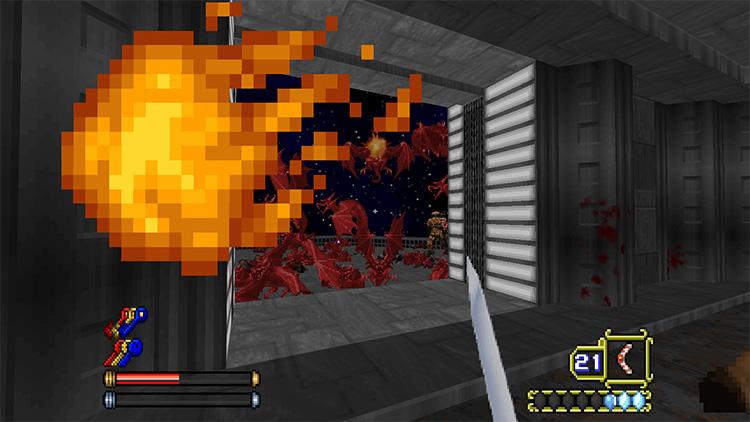 GMOTA Mod for Doom 2