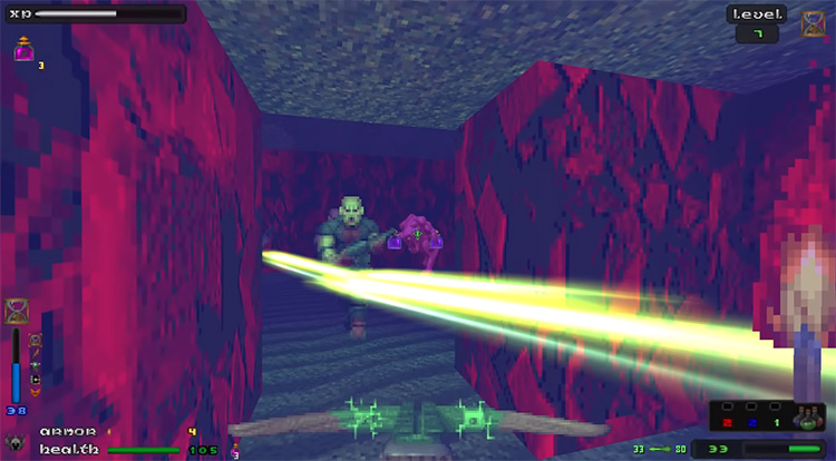 Heretical Doom Modded preview