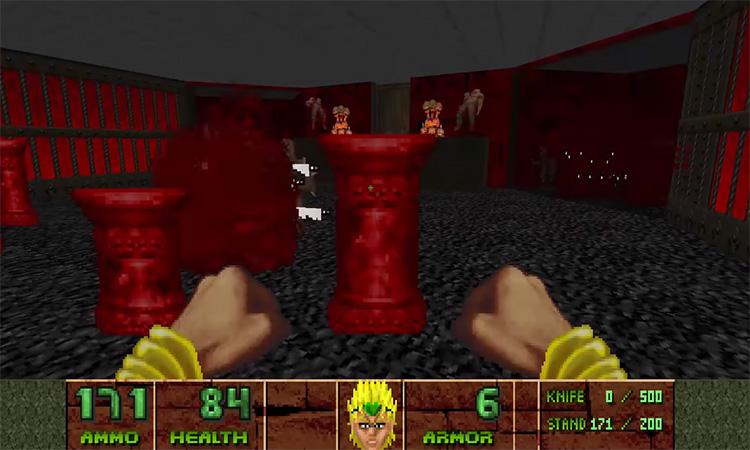 DIO Mod for Doom 2
