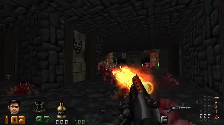 The Trailblazer Mod - Doom 2
