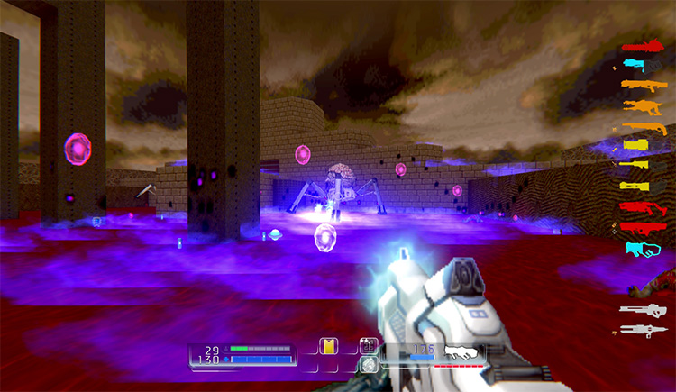 Doom4: Death Foretold Mod Screenshot