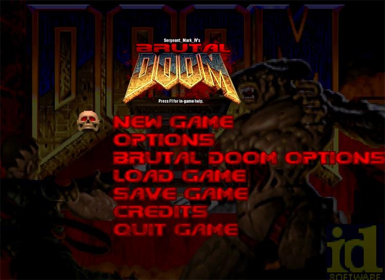 Brutal Doom Mod for Doom2