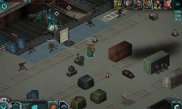 KILL-CITY Detroit Non-Steam Rebuild in Shadowrun Returns