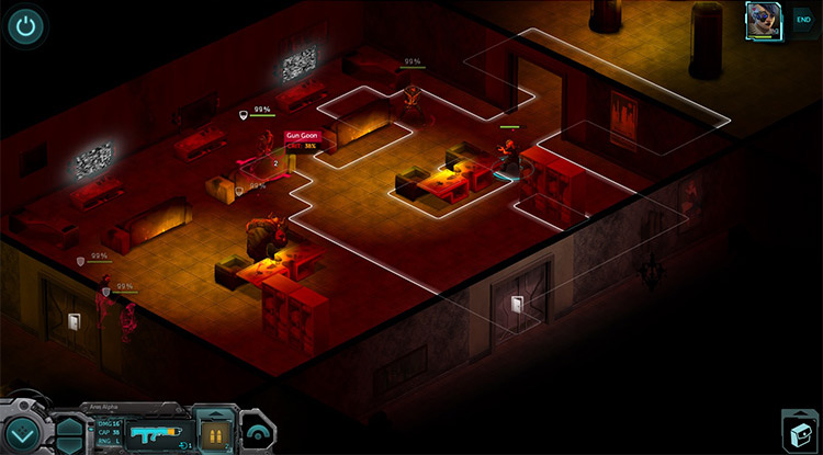 A Stitch In Time mod for Shadowrun Returns