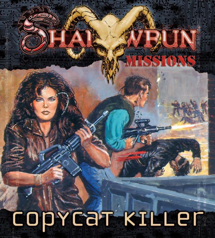 The Copycat Killer in Shadowrun Returns