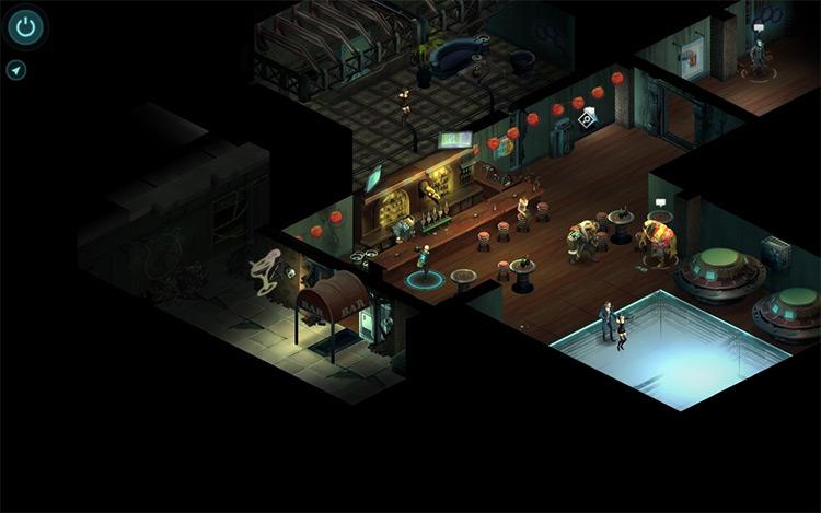 The Assault on Cesh Coran Labs Shadowrun Returns mod