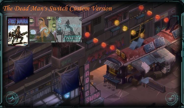 The Dead Man's Switch Custom Version mod