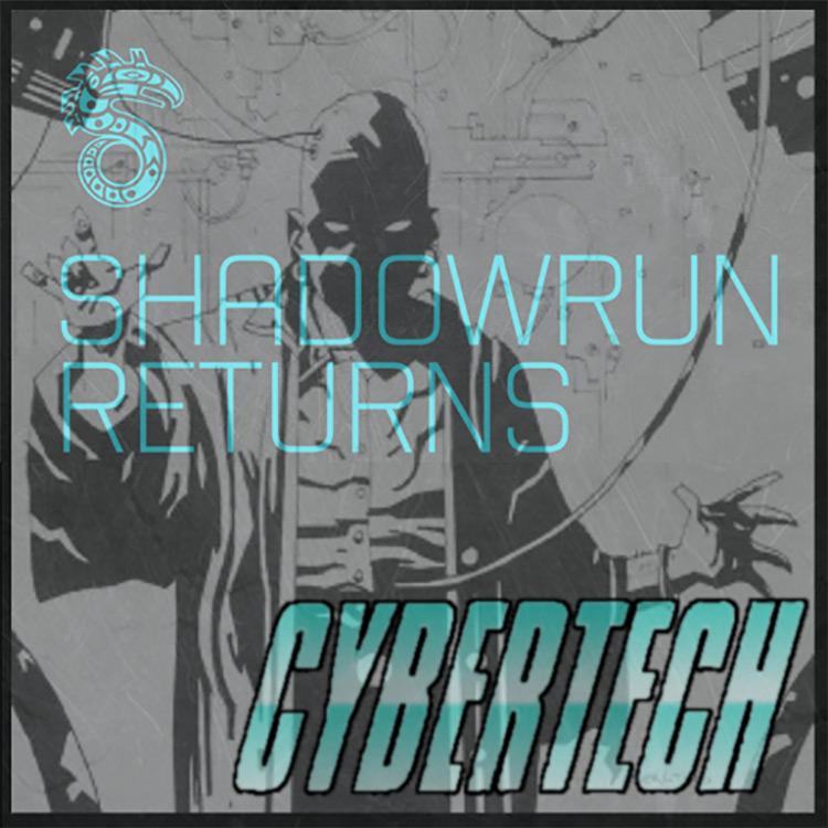 Cybertech Shadowrun Returns mod screenshot