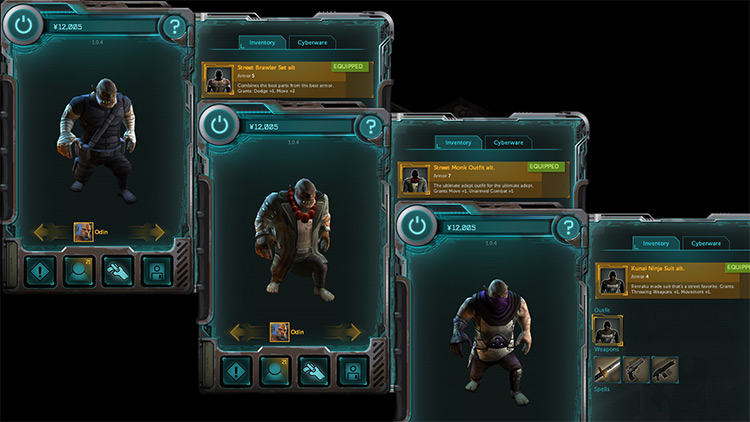 Alternate Player Outfits for Shadowrun Returns