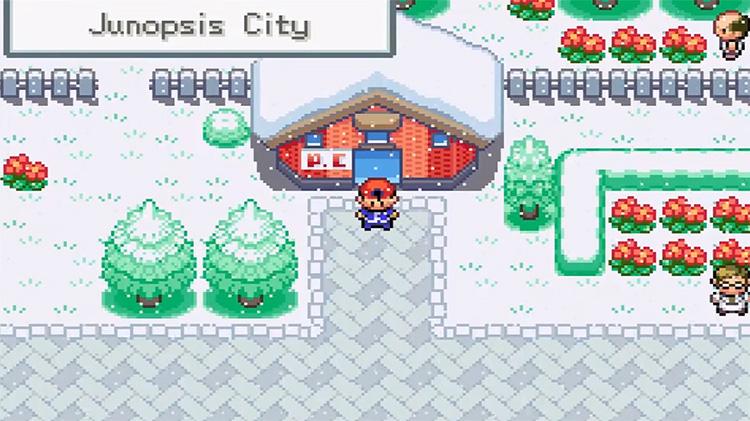 Pokémon Vega Gameplay