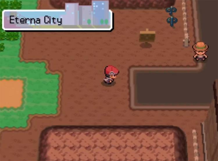 Pokémon Renegade Platinum Game screenshot