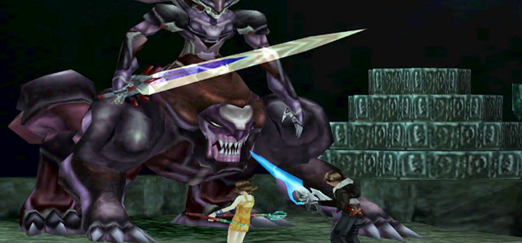 20 Coolest Final Fantasy Weapons: Ranking The Most Iconic Of All Time