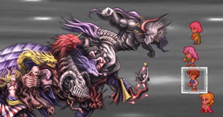 Neo Exdeath from FFV