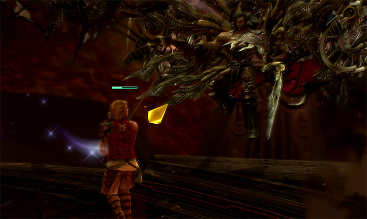 The Undying – FFXII boss