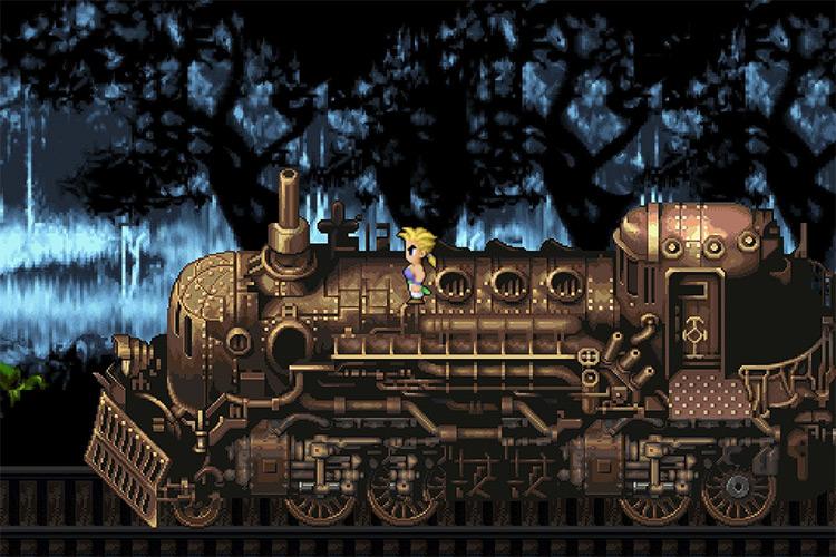 Phantom Train in FFVI
