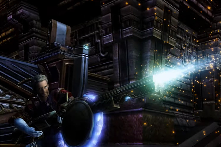 Doctor Cid – Final Fantasy XII boss
