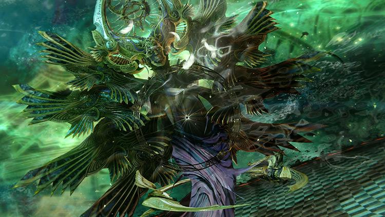 Bhunivelze – Lightning Returns: Final Fantasy XIII-3 boss