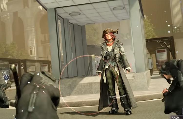 Ardyn – Final Fantasy XV boss